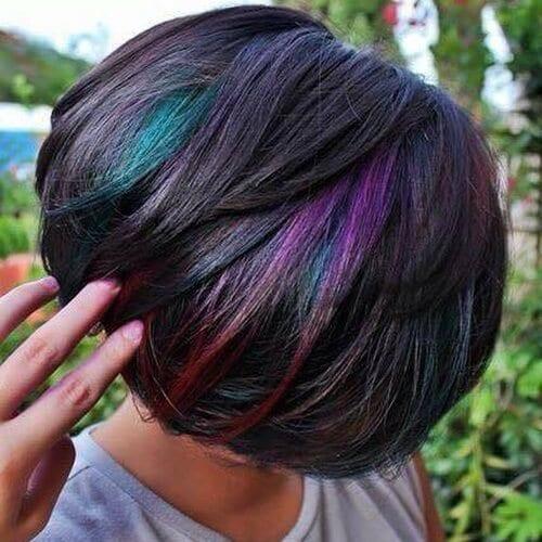Dark Rainbow Bob