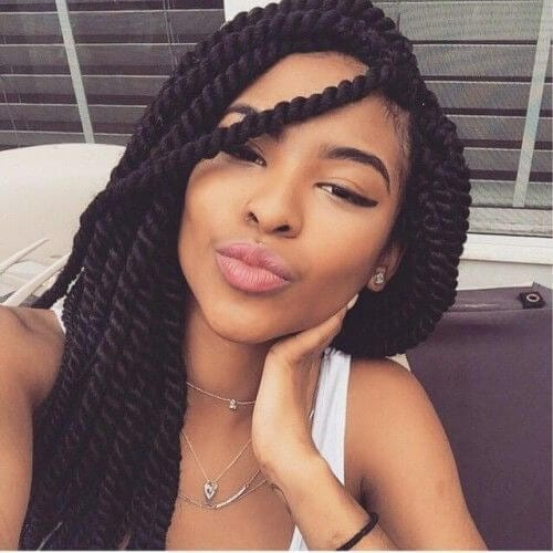 Protective Hairstyles with Extensions