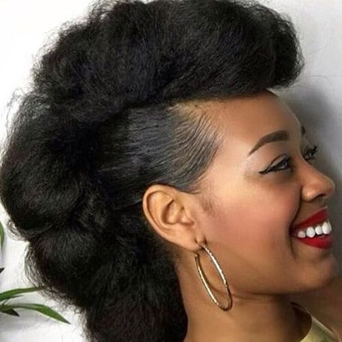 Protective Styles for Thinning Edges