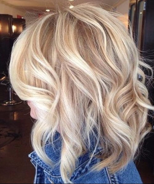 blonde hair lowlights and highlights