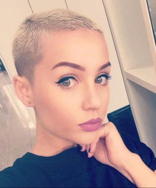 boyish pixie cut short hairstyles
