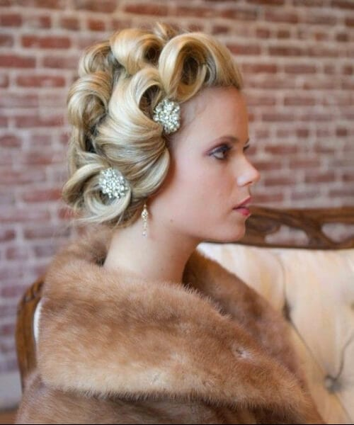 next level pin up hairstyles