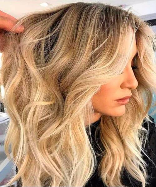 st tropez blonde hair