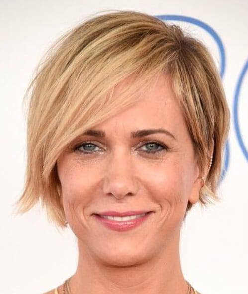 kristen wiig hairstyles for women over 40