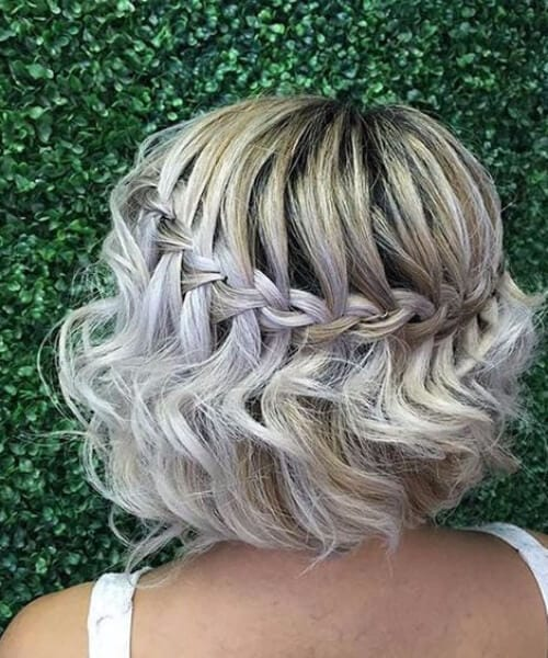 Twisted Faux French Braid hairstyles