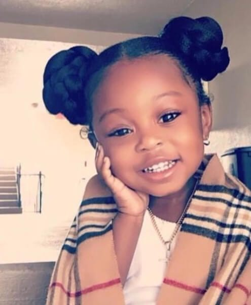 adorable black girl hairstyles