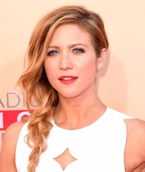 brittany snow french braid hairstyles