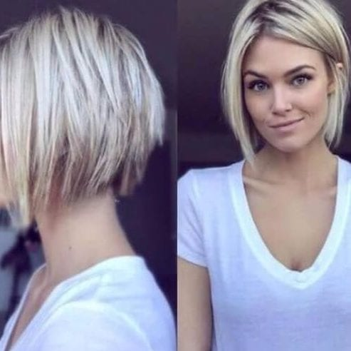 chunky long pixie cut
