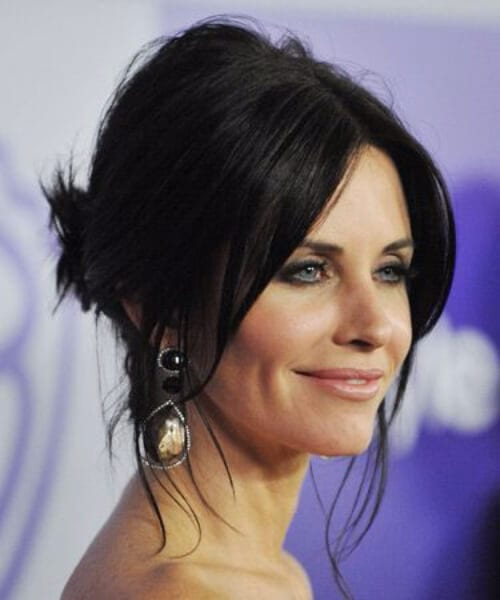 courtney cox hairstyles for women over 40