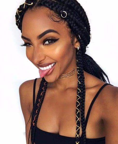 hair accessories black girl hairstyles