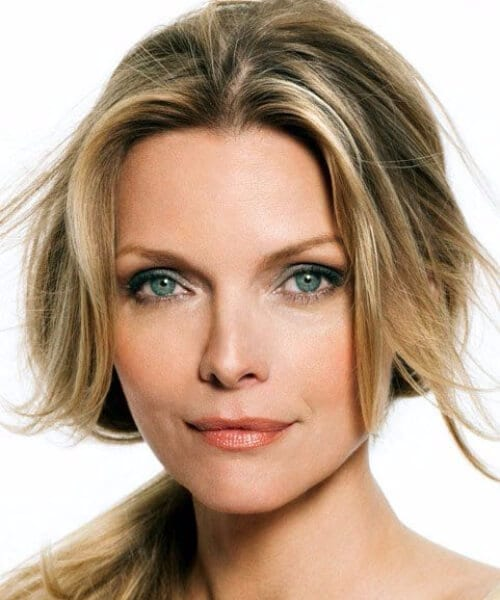 michelle pfeiffer hairstyles for women over 40