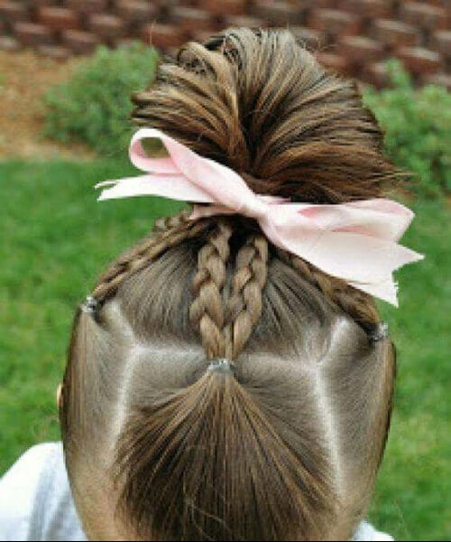 princess piggies little girl hairstyles
