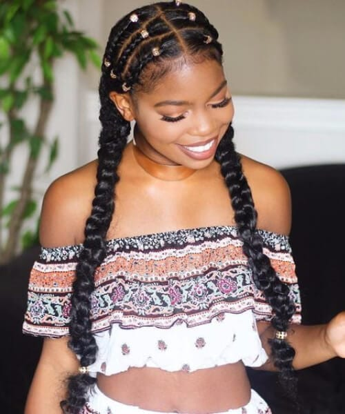 protective black girl hairstyles