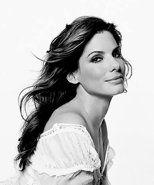 sandra bullock hairstyles for women over 40