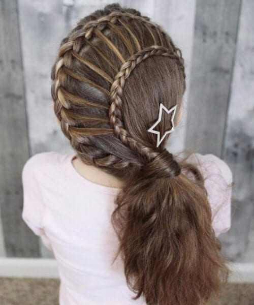 star struck little girl hairstyles
