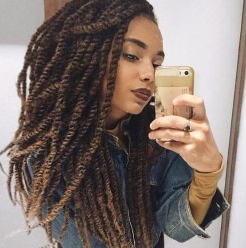 marley kinky twists