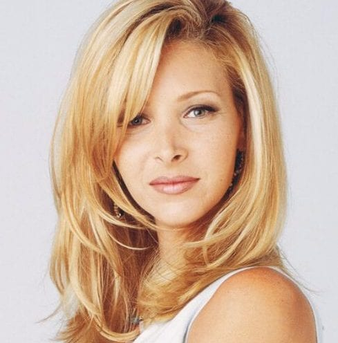 phoebe buffay layered haircuts