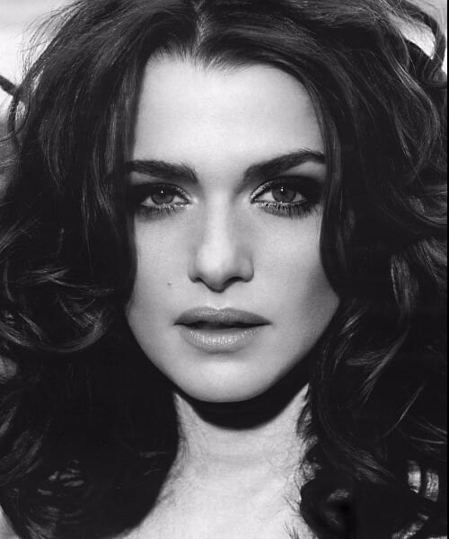 rachel weisz medium length hairstyles