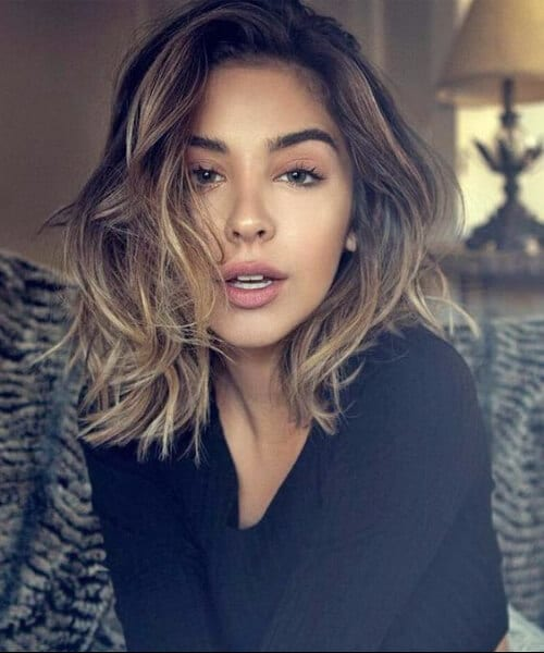 superb medium length hairstyles
