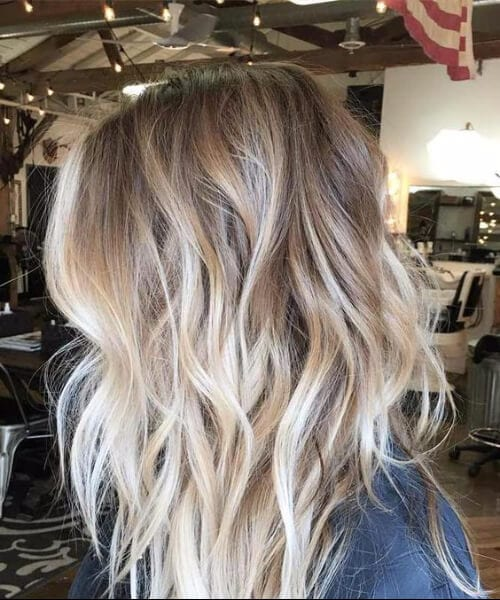 vanilla cream and caramel ice cream medium length hairstyles