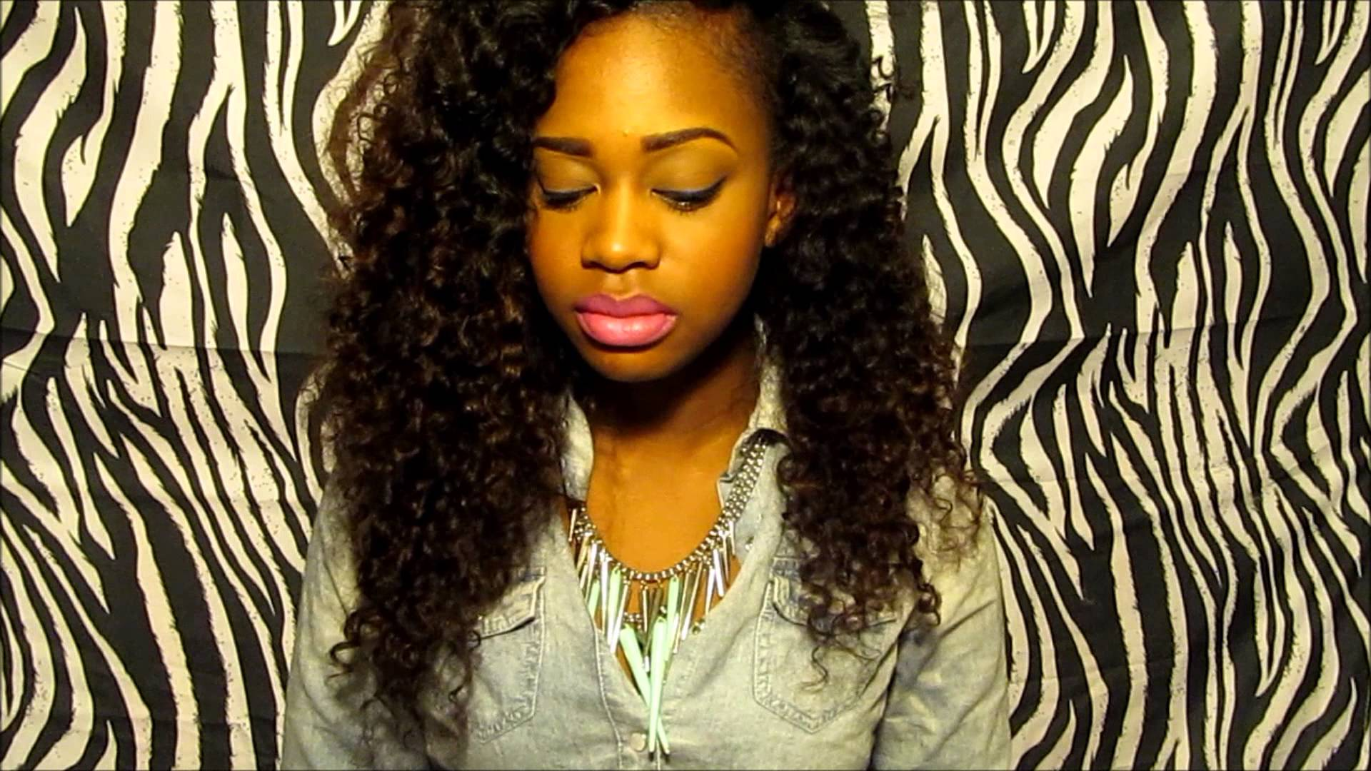 Deluxe Long Hair Sew In Weave Hairstyles Picture