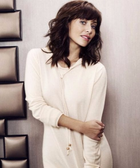 Natalie Imbruglia hairstyles with bangs