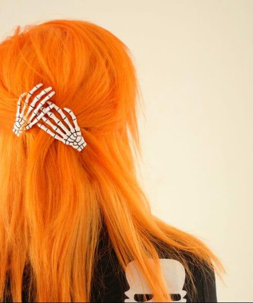 halloween fall hair colors