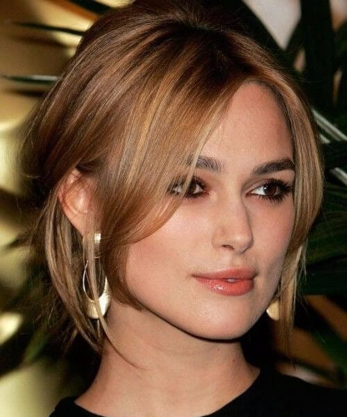 keira knighteley hairstyles with bangs