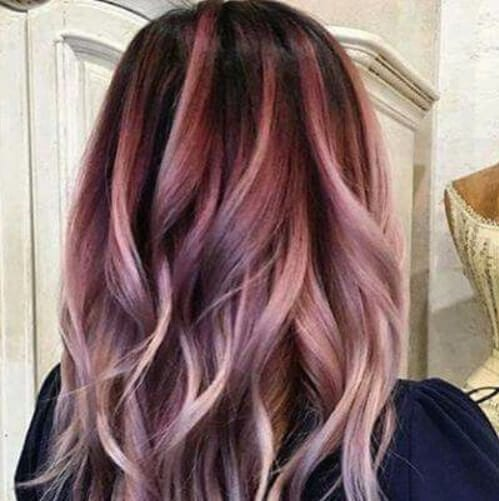 Be Sweet As A Plum 50 Plum Hair Color Shades Amp Ideas For