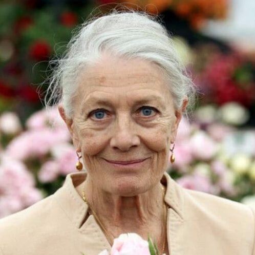 Vanessa Redgrave hairstyles for women over 60