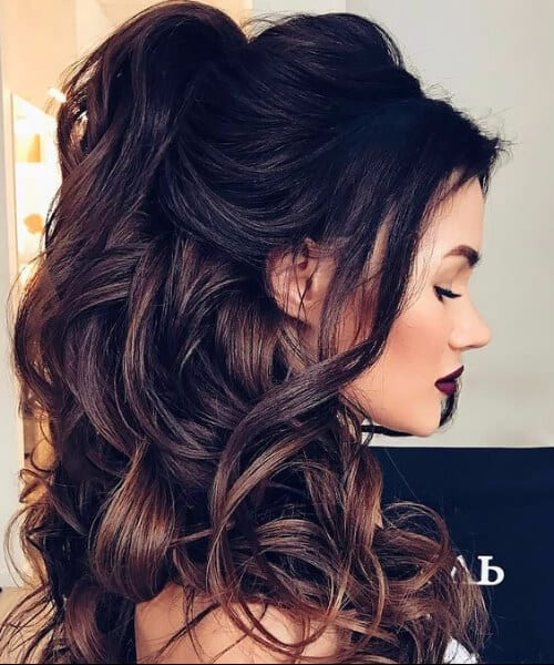 Wedding New Hair Style: 50 Dreamy Wedding Hairstyles For Long Hair
