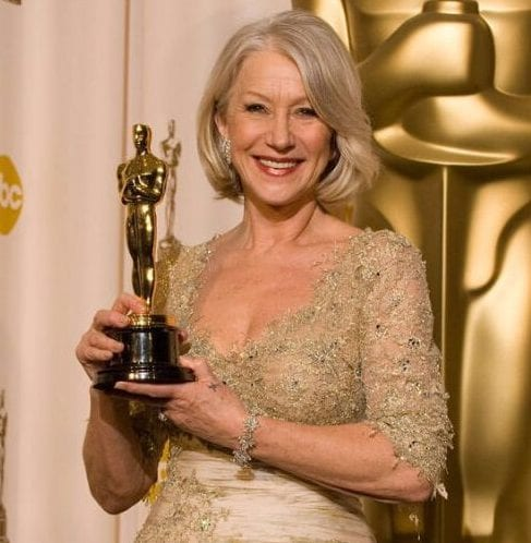 helen mirren hairstyles for women over 60