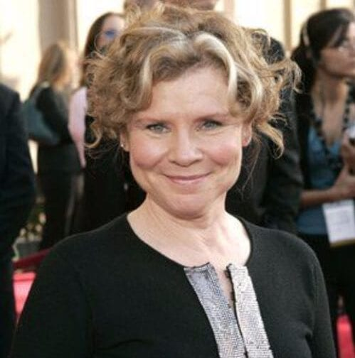 imelda staunton hairstyles for women over 60