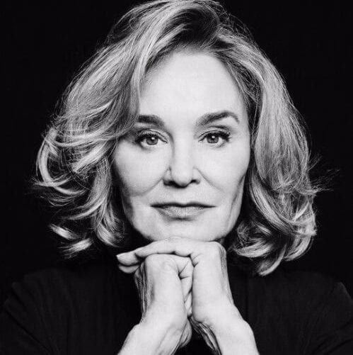 jessica lange hairstyles for women over 60