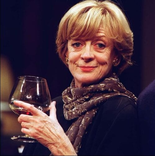 maggie smith hairstyles for women over 60