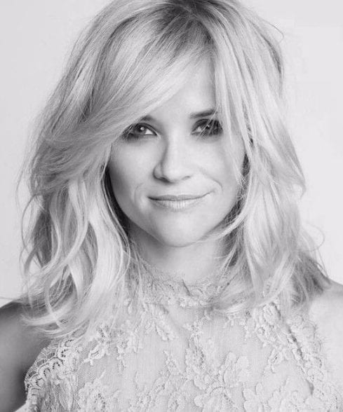 Reese Witherspoon long bob haircuts