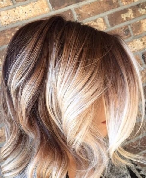 45 Cool Balayage Short Hair Ideas Divided By Color My New