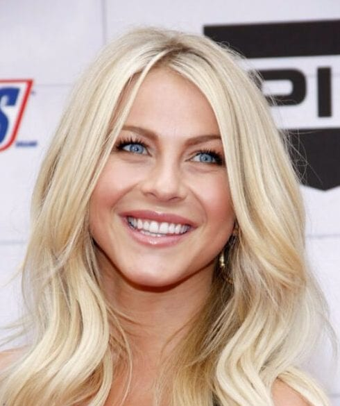 julianne hough long bob haircuts