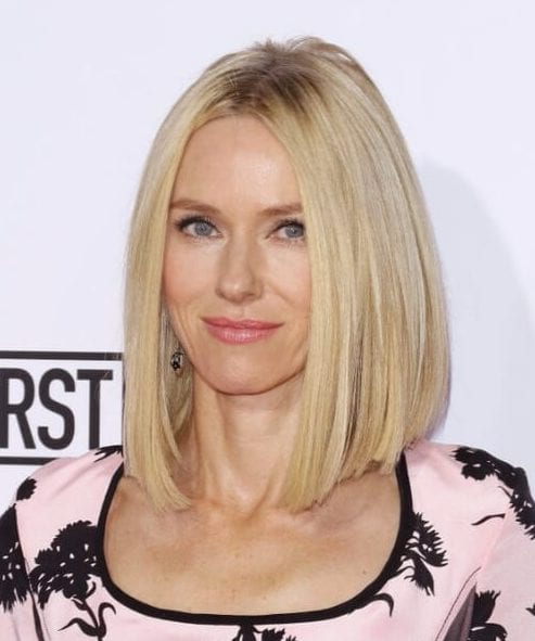 naomi watts long bob haircuts