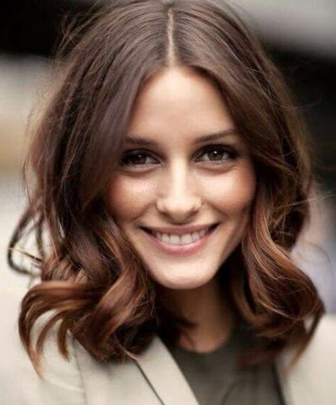 olivia palermo long bob haircuts