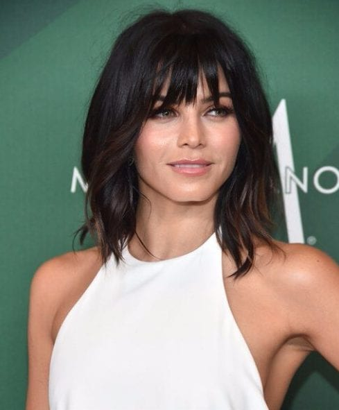 Jenna Dewan-Tatum short hair with