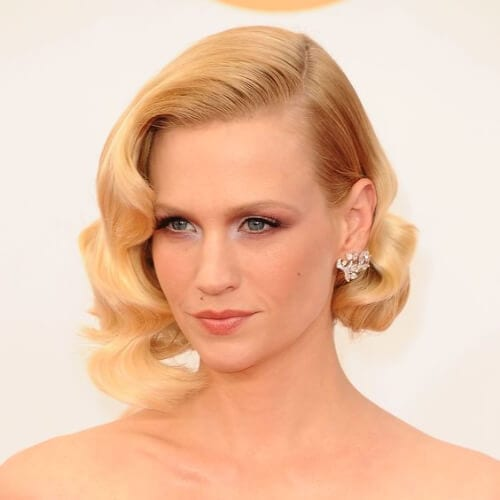 january jones prom hairstyles for short hair