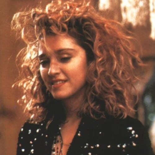 madonna long curly hairstyles