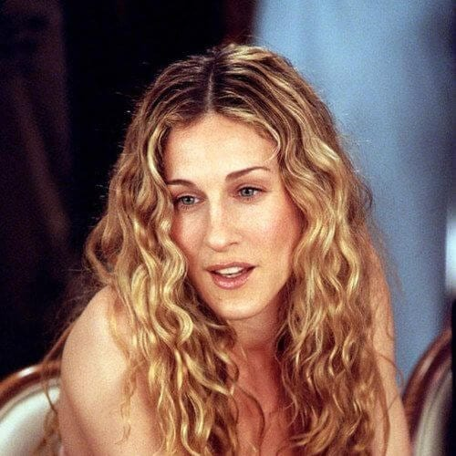 sjp long curly hairstyles