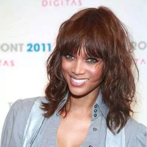 tyra banks bob hairstyles for black women