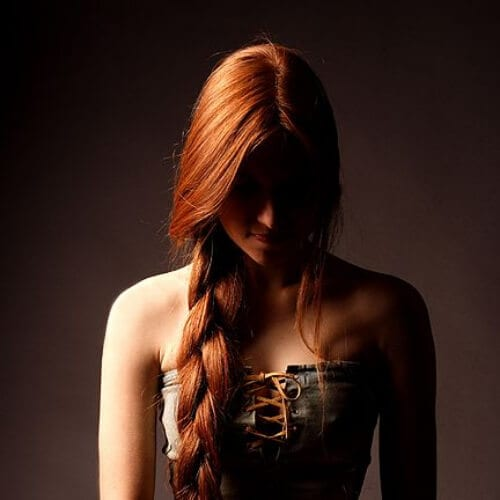 red jumbo braid hairstyles for straight hair