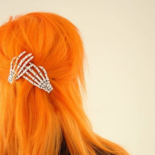 tangerine hairstyles for straight hair