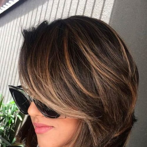 45 Short Hair With Highlights Ideas For A New Look My New Hairstyles
