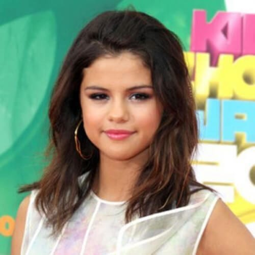 selena gomez cool hairstyles for girls