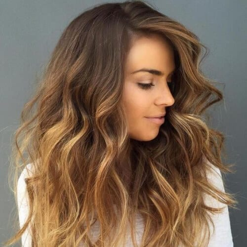 chic haircuts for thick hair
